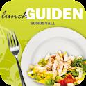 Lunchguiden Sundsvall logo