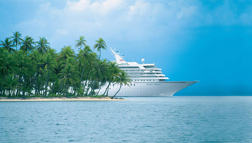Crystal_Symphony_San_Blas - Swaying palm trees, crystal blue waters and nonstop sunshine make San Blas, Mexico, a paradise. Check out Crystal Symphony's itineraries there.