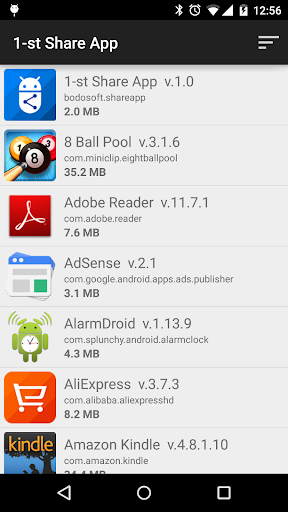 1-st Share App