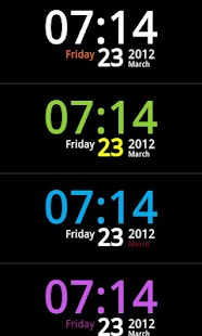 TypoClock Free - screenshot thumbnail