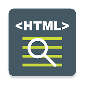 HTML Page Source Viewer
