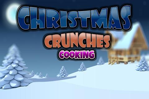 圣诞仰卧起坐烹饪