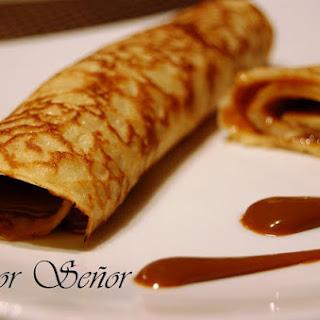 Argentinian Dulce de Leche Pancakes