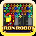 Iron Ultron Bubble Shooter icon
