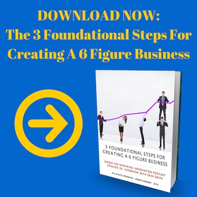 IIP076: These 3 Steps Created A 6 Figure Business In 9 Months!