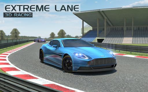 Extreme Lane 3D Racing