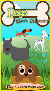 Puppy Game For Toddler Kids