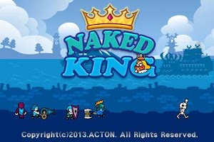 Screenshot of Naked King
