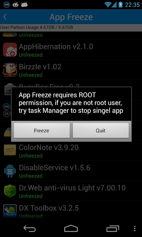 Root App Delete (Root Guide) - screenshot