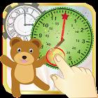 Telling Time - Ad Free icon
