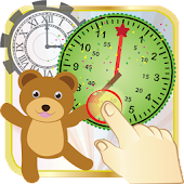 Telling Time - Ad Free