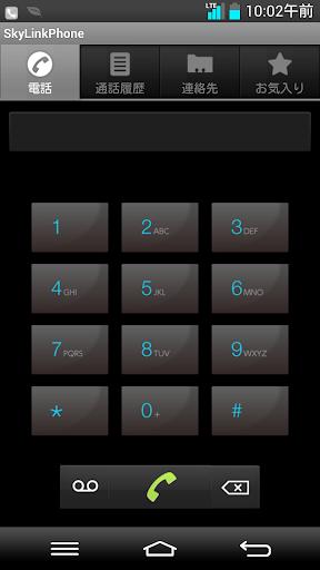 SkyLinkPhone/u30b9u30abu30a4u30eau30f3u30afu30d5u30a9u30f3 4.4.310 Windows u7528 1