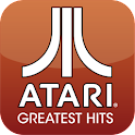 Atari's Greatest Hits logo