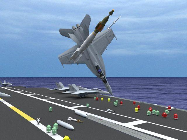Does The Catapult On An Aircraft Carrier Detach Itself Manual Guide