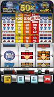 Screenshot of Super Fifty Pay Slots