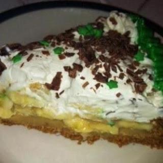 Irish Banoffee Pie - Caramel and Banana Pie