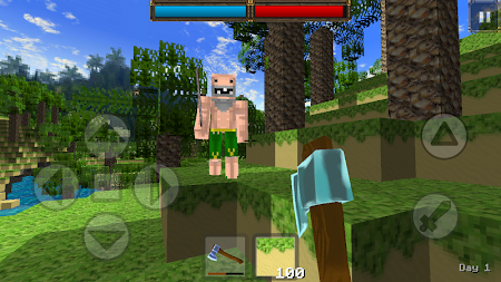 Tropical Craft 2: Jungle Mine 1.0.8 screenshot 636945