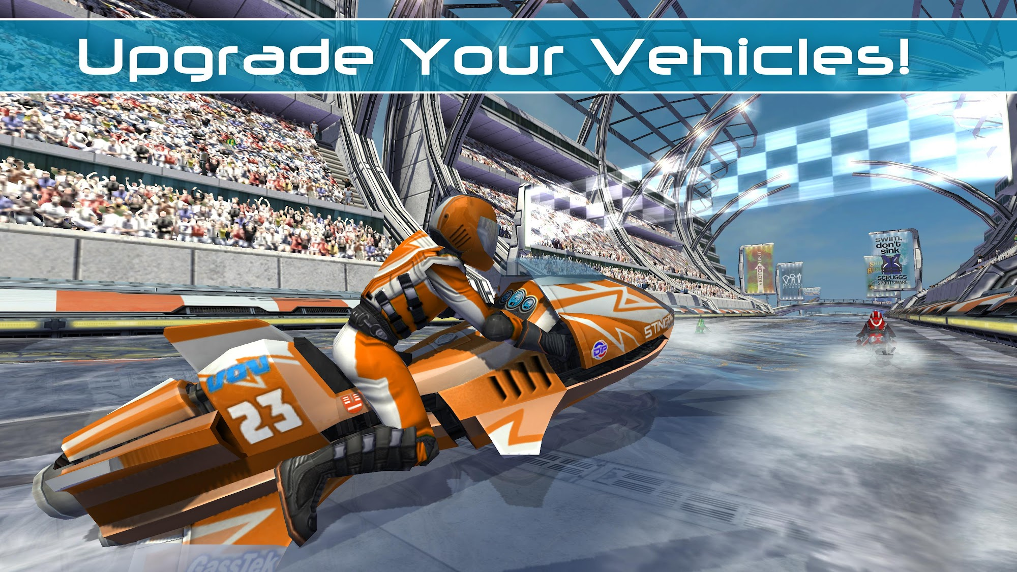 Riptide GP2 screenshot #13