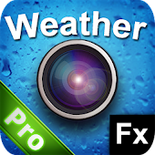 PhotoJus Weather Effect Camera
