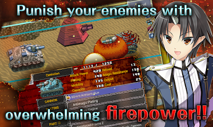 RPG Chrome Wolf - KEMCO APK screenshot thumbnail 4