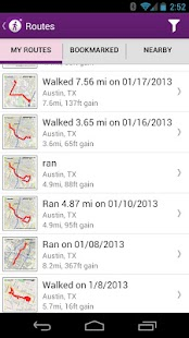 MapMyWalk GPS Walking - screenshot thumbnail