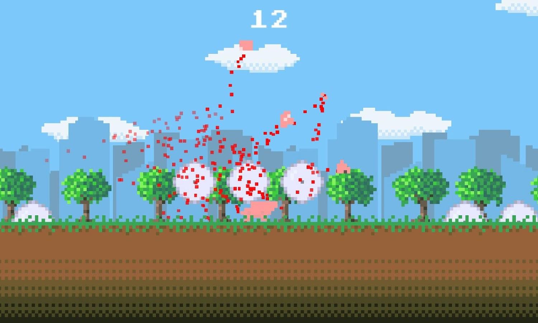 Retro Pig - screenshot
