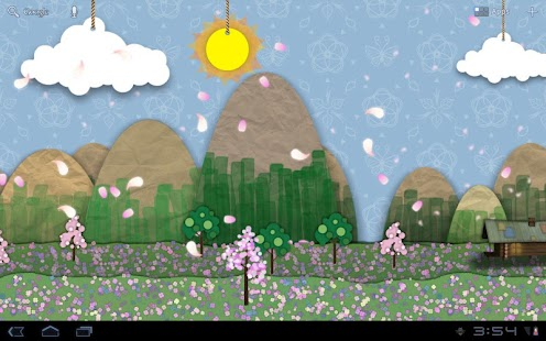 Samsung Parallax Spring - screenshot thumbnail