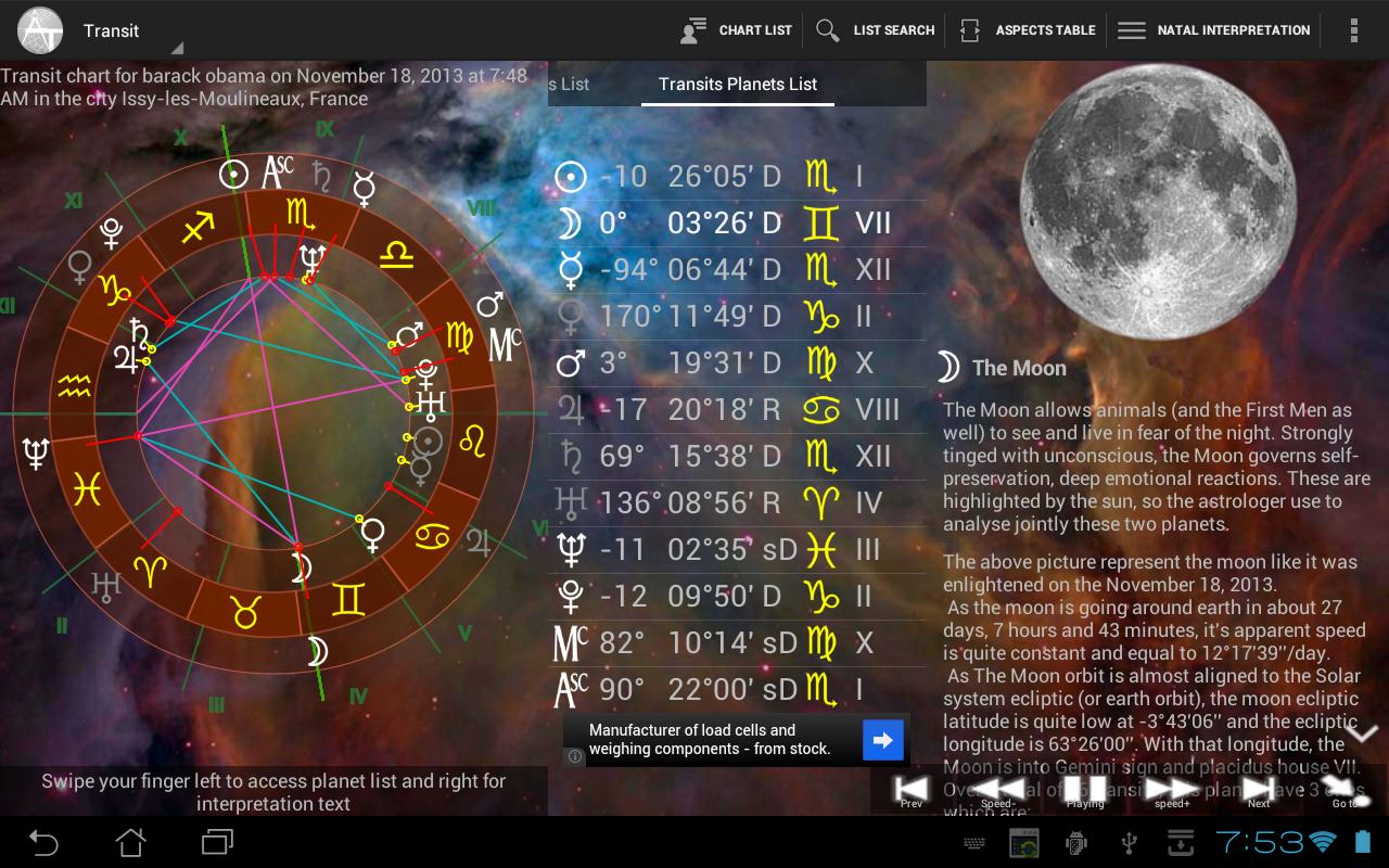 Astrotab free android apps on google play astrotab free screenshot nvjuhfo Images