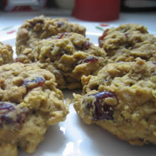 Prize Winning Oatmeal Drop Cookies