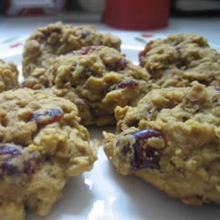 Prize Winning Oatmeal Drop Cookies.