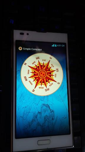 簡單的指南針|玩工具App免費|玩APPs