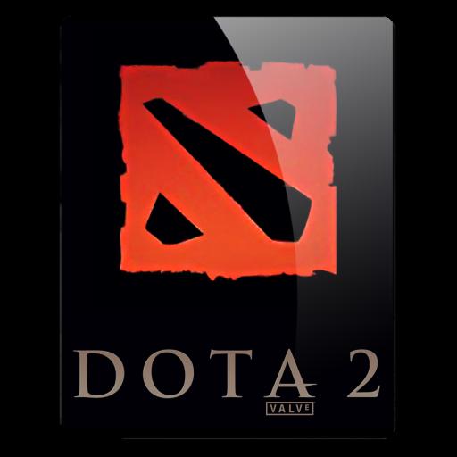 DOTA 2 Character Step