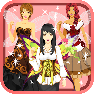 Princess Dress Up Deluxe