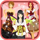 Princess Dress Up Deluxe icon