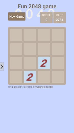 Fun 2048 Game