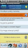 Screenshot of Rozmawiaj po Angielsku
