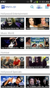 Vuclip - Best Video App - screenshot thumbnail
