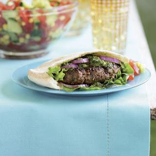 Argentine-Style Burger