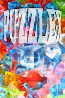 Screenshot of Bubble Baby Puzzle Ice Gems