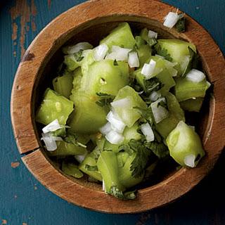 Green Tomato Salsa