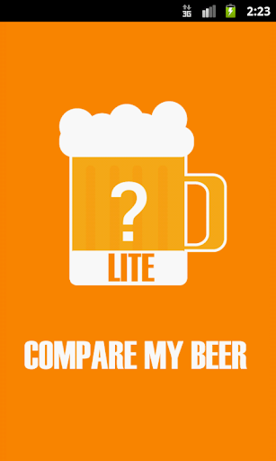 Compare My Beer Lite
