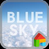Blue sky dodol theme