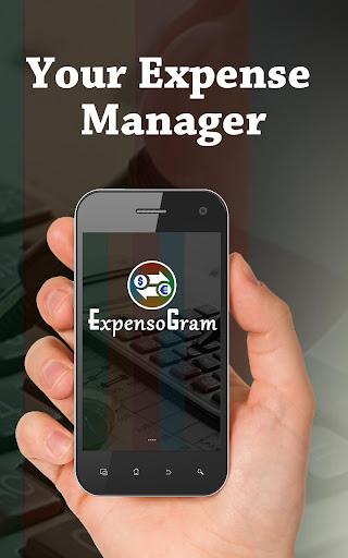 ExpensoGram - Expense Manager