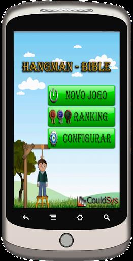 Jogo da Forca Bíblico