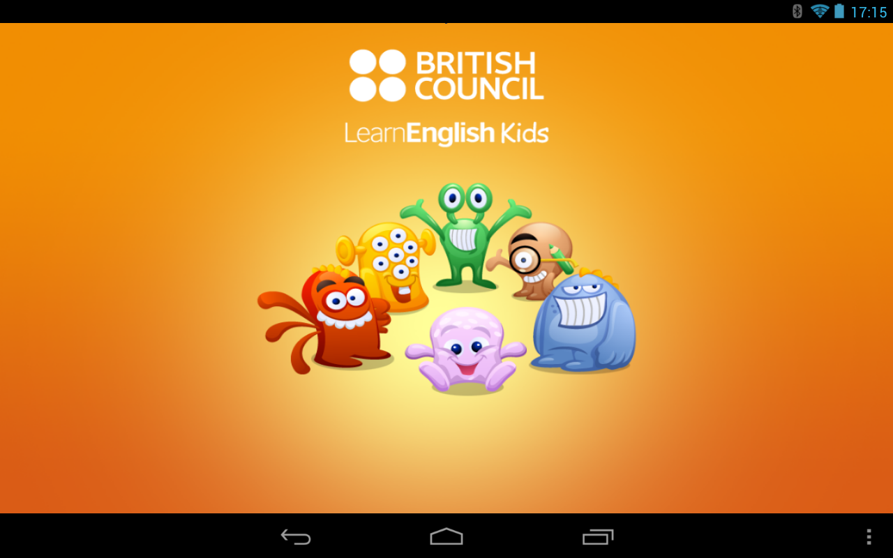 LearnEnglish Kids: Videos: captura de pantalla