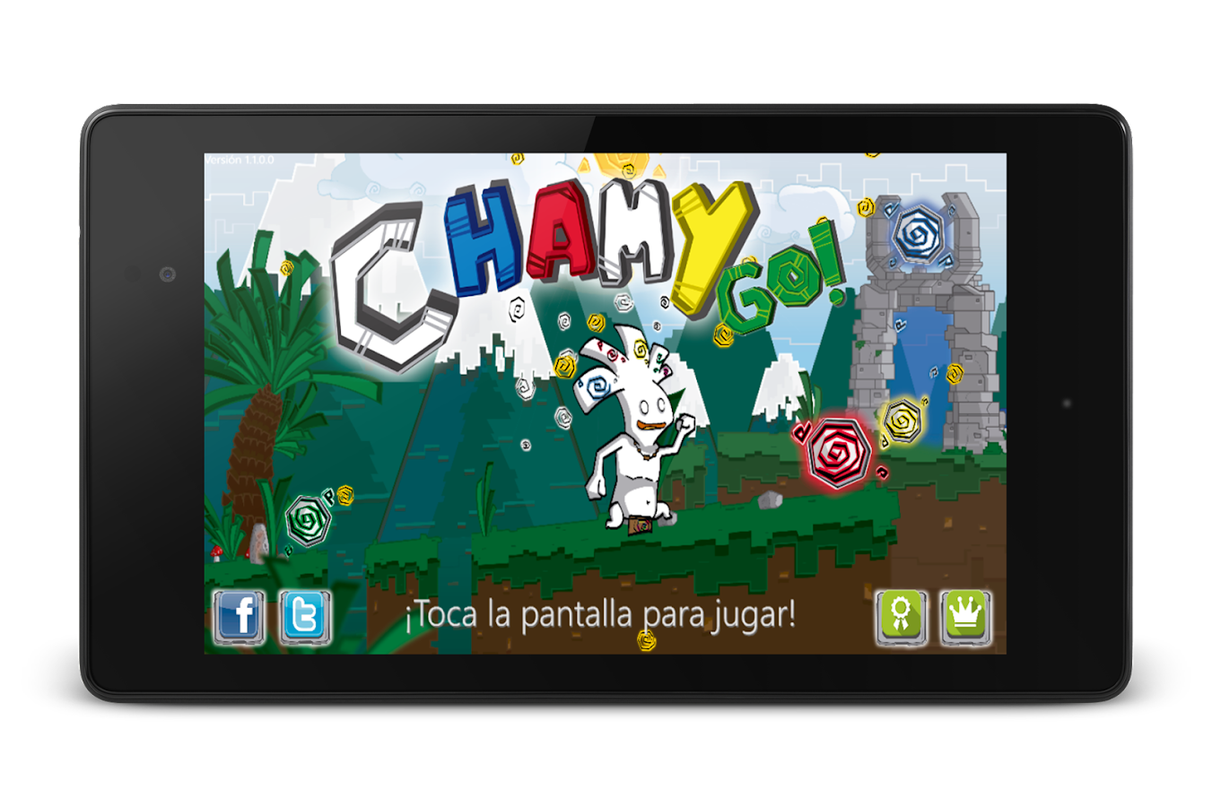 Chamy Go!- screenshot