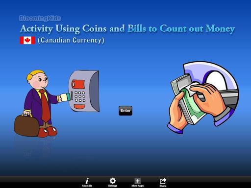 Activity Canadian Money