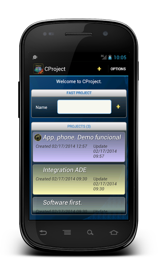 C Project Pro- screenshot