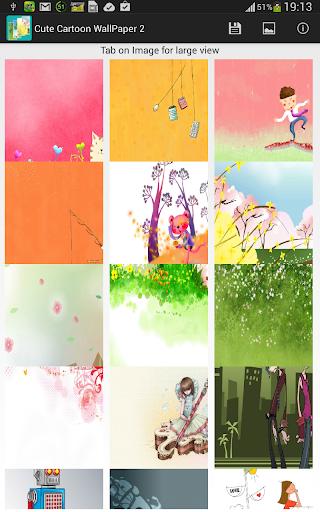 Cute Cartoon WallPaper 2