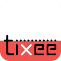 tixee - Smartphone ticket icon